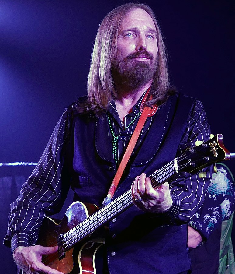 Tom Petty, performing with Mudcrutch, at the Fillmore, San Francisco, on June 20th, 2016