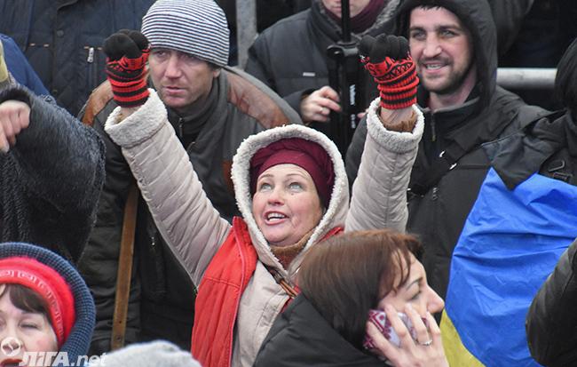 Марш Курченко-Саакашвили за импичмент