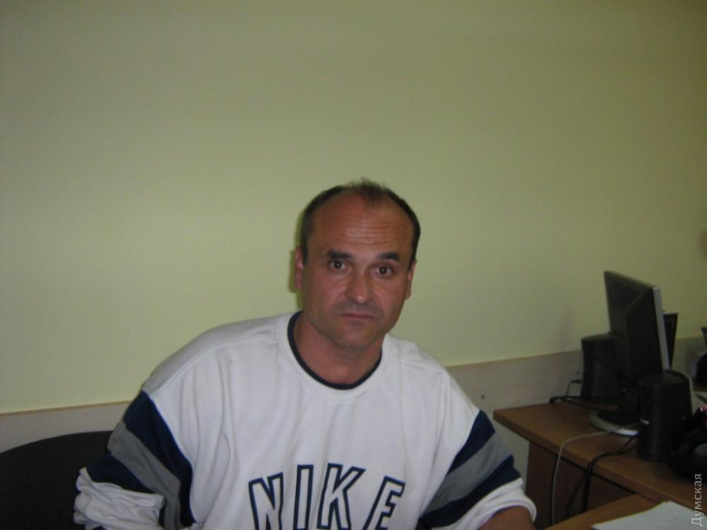 путинский террорист Дорошенко
